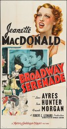 Broadway Serenade - Movie Poster (xs thumbnail)