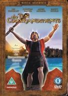 The Ten Commandments - British Movie Cover (xs thumbnail)