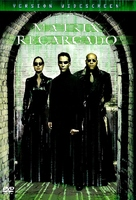 The Matrix Reloaded - Argentinian DVD movie cover (xs thumbnail)