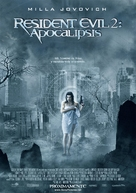Resident Evil: Apocalypse - Mexican Movie Poster (xs thumbnail)