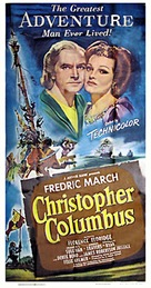 Christopher Columbus - Movie Poster (xs thumbnail)