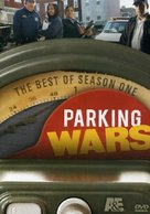 """Parking Wars"" - DVD cover (xs thumbnail)"