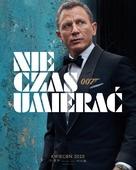 No Time to Die - Polish Movie Poster (xs thumbnail)