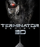 Terminator Genisys - Blu-Ray movie cover (xs thumbnail)