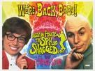 Austin Powers: The Spy Who Shagged Me - British Advance movie poster (xs thumbnail)