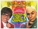 Austin Powers: The Spy Who Shagged Me - British Advance poster (xs thumbnail)