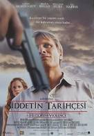 A History of Violence - Turkish Movie Poster (xs thumbnail)