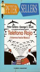 Dr. Strangelove - Spanish Movie Cover (xs thumbnail)