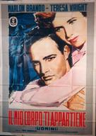 The Men - Italian Movie Poster (xs thumbnail)