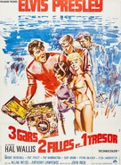Easy Come, Easy Go - French Movie Poster (xs thumbnail)