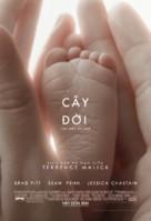 The Tree of Life - Vietnamese Movie Poster (xs thumbnail)