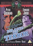 Island of Terror - British DVD cover (xs thumbnail)