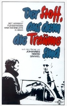 Der Stoff aus dem die Träume sind - German Movie Cover (xs thumbnail)