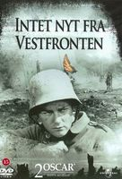 All Quiet on the Western Front - Danish DVD cover (xs thumbnail)