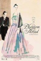 Phantom Thread - British poster (xs thumbnail)