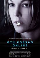 Untraceable - Hungarian Movie Poster (xs thumbnail)