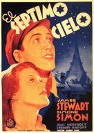 Seventh Heaven - Spanish Movie Poster (xs thumbnail)
