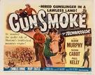 Gunsmoke - Movie Poster (xs thumbnail)