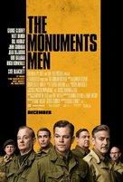 The Monuments Men - Movie Poster (xs thumbnail)