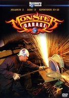"""Monster Garage"" - DVD movie cover (xs thumbnail)"