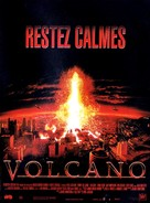 Volcano - French Movie Poster (xs thumbnail)