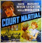 Court Martial - Movie Poster (xs thumbnail)