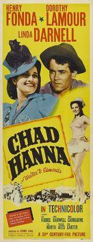 Chad Hanna - Movie Poster (xs thumbnail)