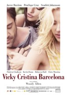 Vicky Cristina Barcelona - German Movie Poster (xs thumbnail)
