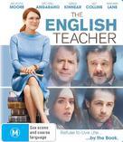 The English Teacher - Australian Blu-Ray cover (xs thumbnail)