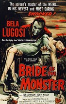 Bride of the Monster - Movie Poster (xs thumbnail)