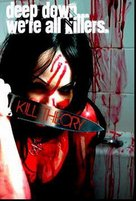 Kill Theory - British Movie Poster (xs thumbnail)