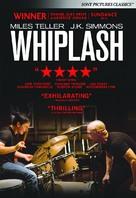 Whiplash - DVD movie cover (xs thumbnail)