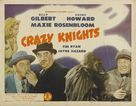 Crazy Knights - Movie Poster (xs thumbnail)