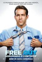 Free Guy - Brazilian Movie Poster (xs thumbnail)