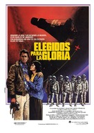 The Right Stuff - Spanish Movie Poster (xs thumbnail)