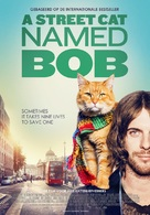 A Street Cat Named Bob - Dutch Movie Poster (xs thumbnail)