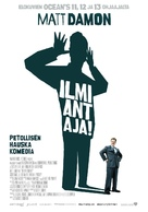 The Informant - Finnish Movie Poster (xs thumbnail)