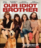 Our Idiot Brother - Blu-Ray movie cover (xs thumbnail)