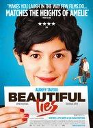 De vrais mensonges - British Movie Poster (xs thumbnail)