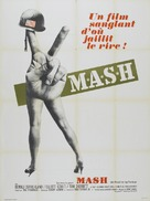 MASH - French Movie Poster (xs thumbnail)