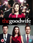 """The Good Wife"" - British Blu-Ray cover (xs thumbnail)"