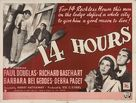 Fourteen Hours - British Movie Poster (xs thumbnail)