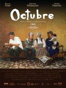 Octubre - Peruvian Movie Poster (xs thumbnail)