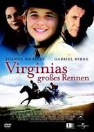 Virginia's Run - German Movie Cover (xs thumbnail)