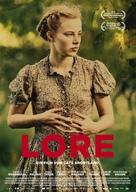 Lore - German Movie Poster (xs thumbnail)