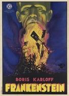 Frankenstein - Italian Theatrical movie poster (xs thumbnail)