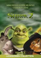 Shrek 2 - DVD cover (xs thumbnail)