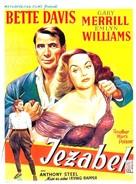 Jezebel - Belgian Movie Poster (xs thumbnail)