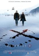 The X Files: I Want to Believe - Romanian Movie Poster (xs thumbnail)