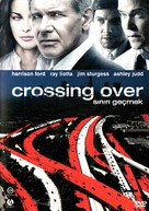 Crossing Over - Turkish DVD movie cover (xs thumbnail)